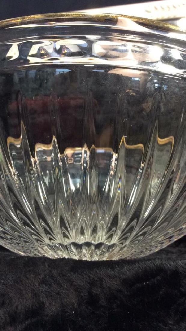 WATERFORD Crystal Display Bowl - 6