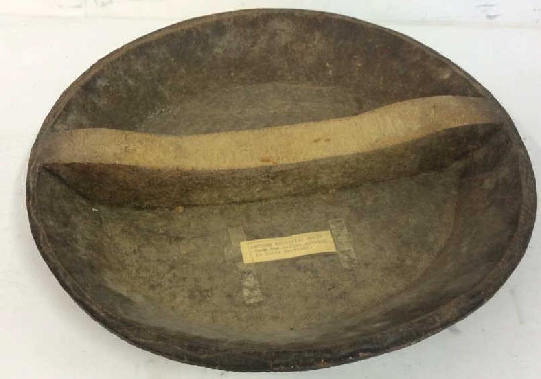 Antique Ethiopian Bowl From Kaffa Province - 3