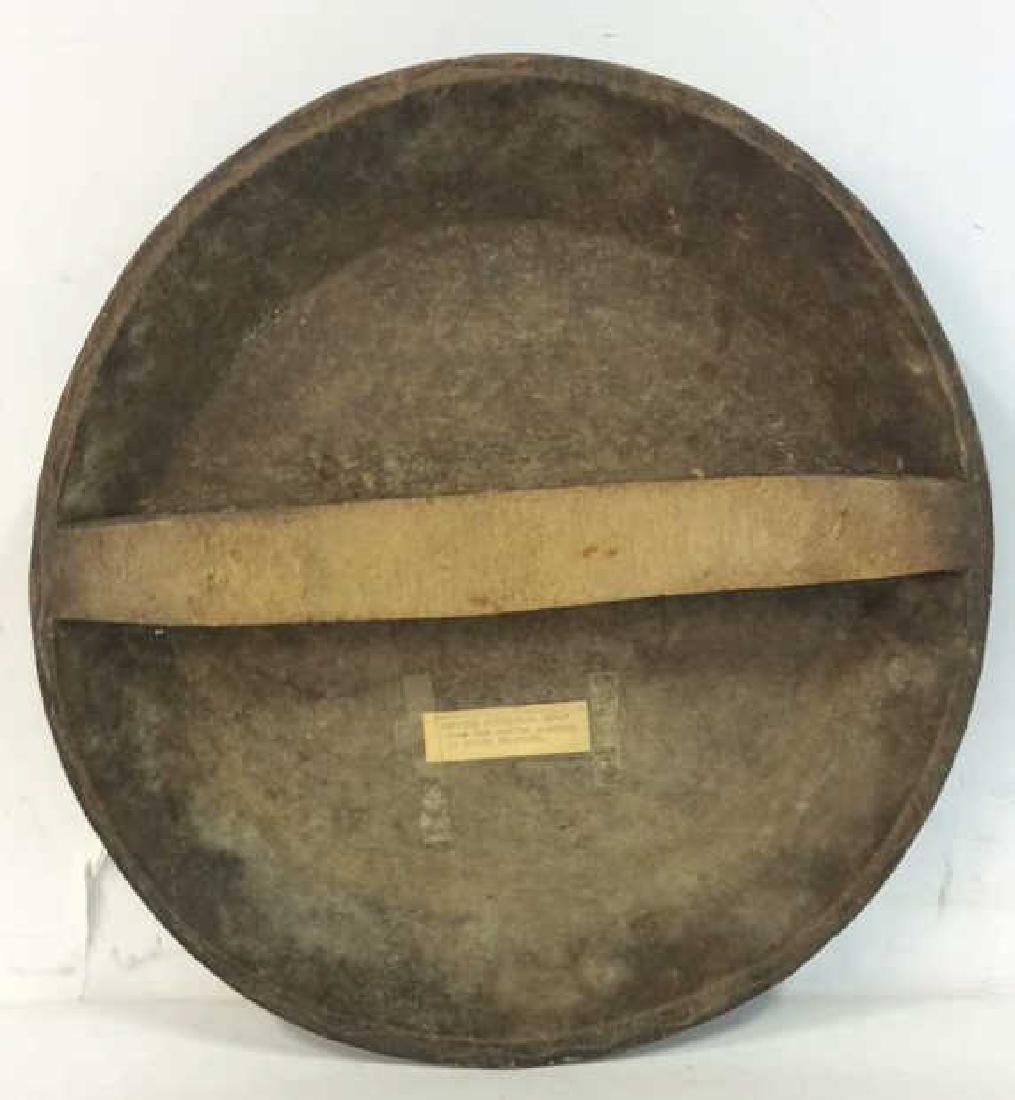 Antique Ethiopian Bowl From Kaffa Province - 4