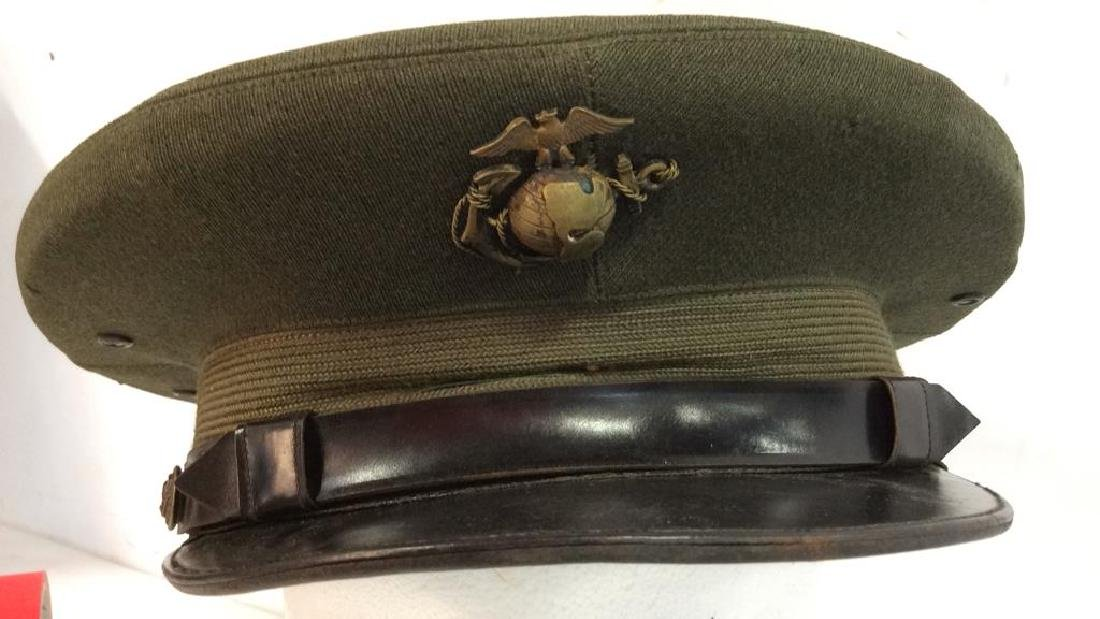 Lewis Ardell Thomas Co Military Cover Hat - 2