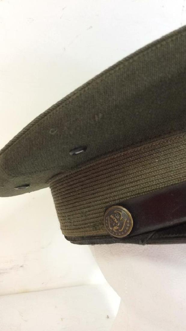 Lewis Ardell Thomas Co Military Cover Hat - 4
