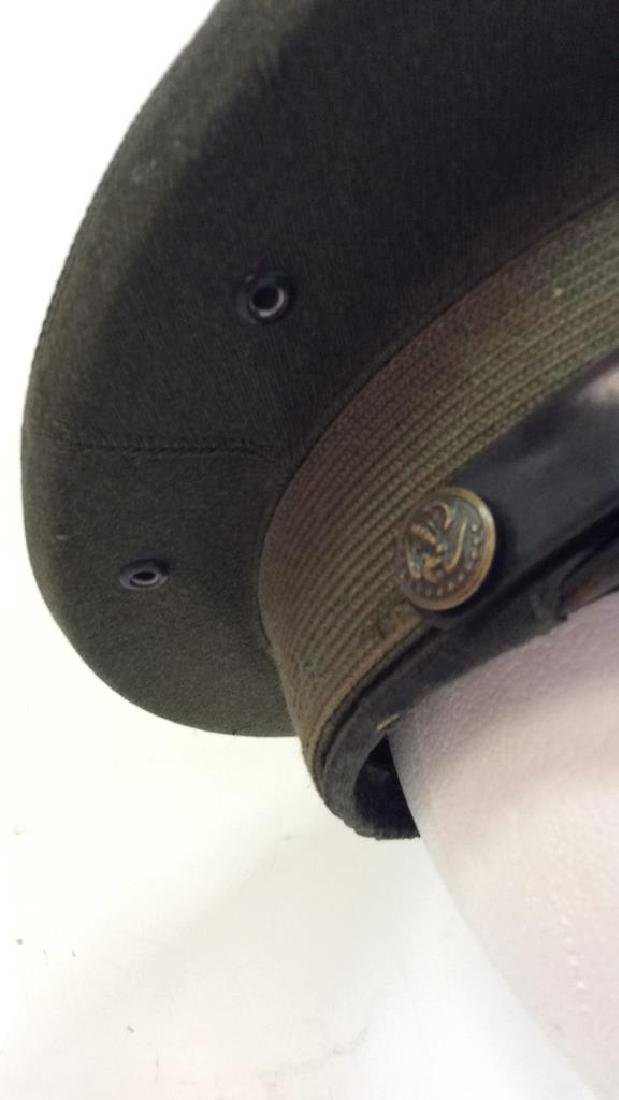 Lewis Ardell Thomas Co Military Cover Hat - 5
