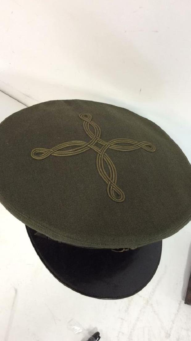 Lewis Ardell Thomas Co Military Cover Hat - 6