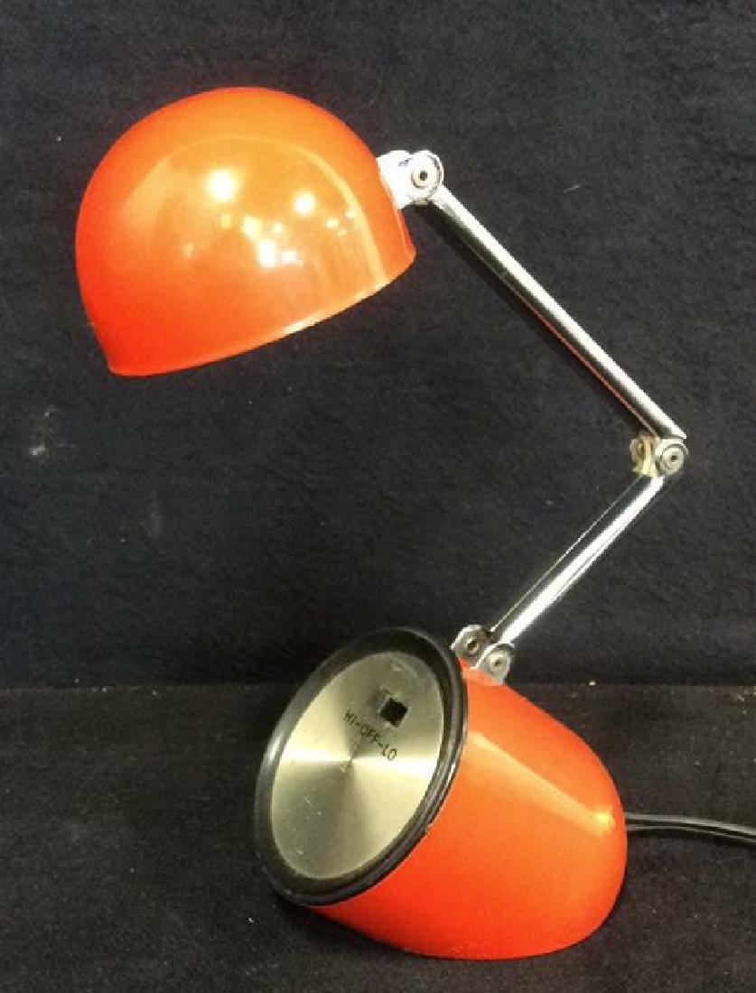 PRESTIGLINE Vintage Metal Desk Lamp