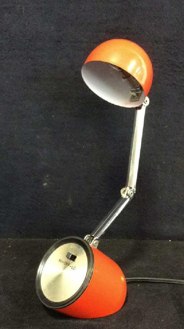 PRESTIGLINE Vintage Metal Desk Lamp - 3