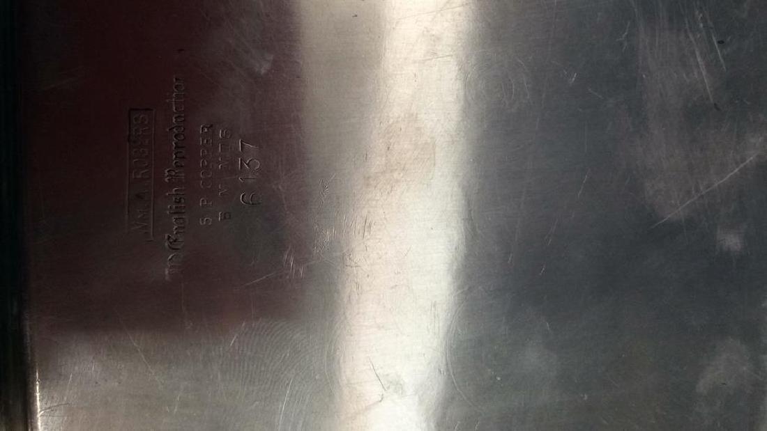Wallace Baroque Silver Plate Cordial Set - 6