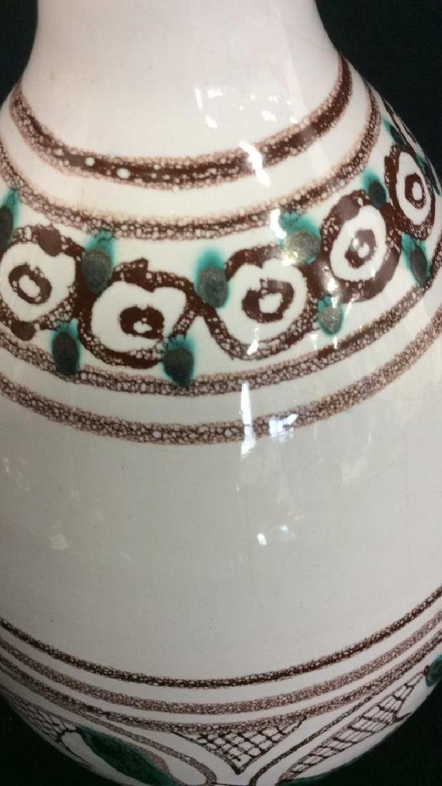 Lot 3 Assorted Porcelain Tabletop Accessories - 6
