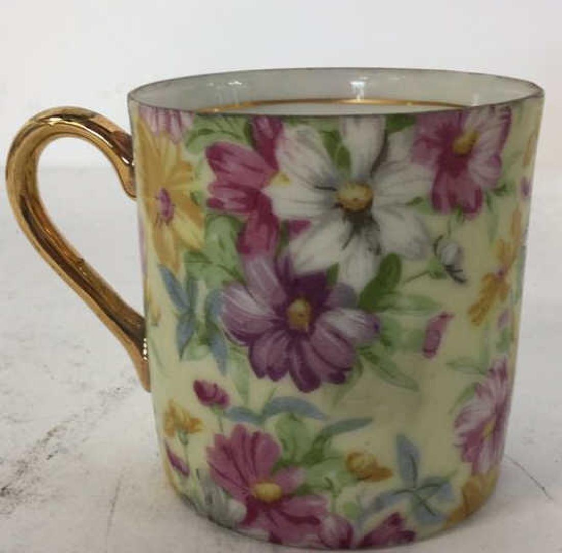 Set 12 ROYAL CROWN Porcelain Cups & Saucers - 3