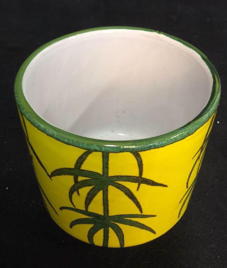 Lot 3 Vintage Danmark Rorstrand Italian Pottery - 9