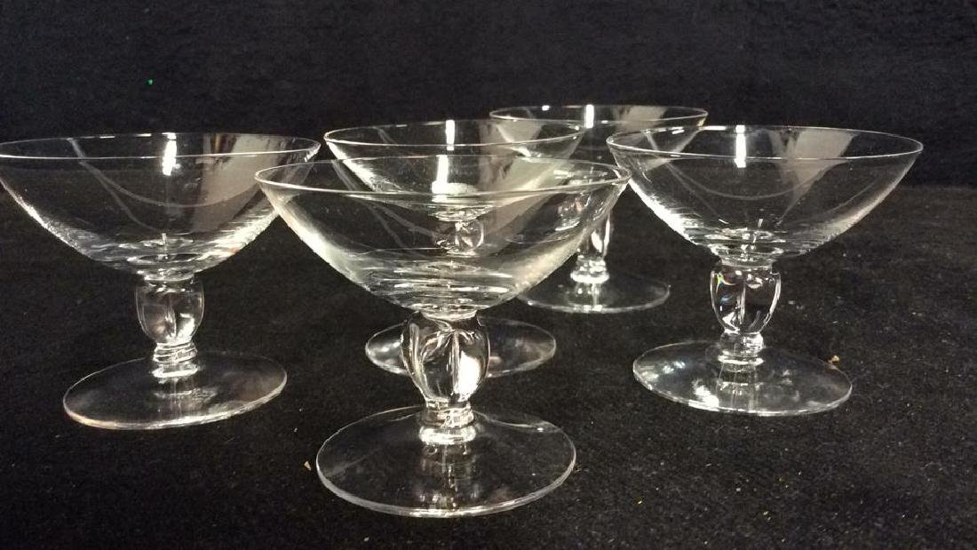 Set 6 Decanter W Glass Crystal Set - 4