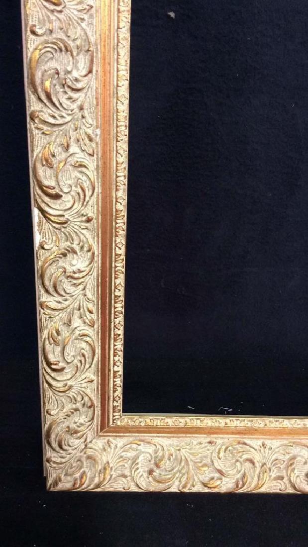 Lot 4 Assorted Wooden Art Frames - 3