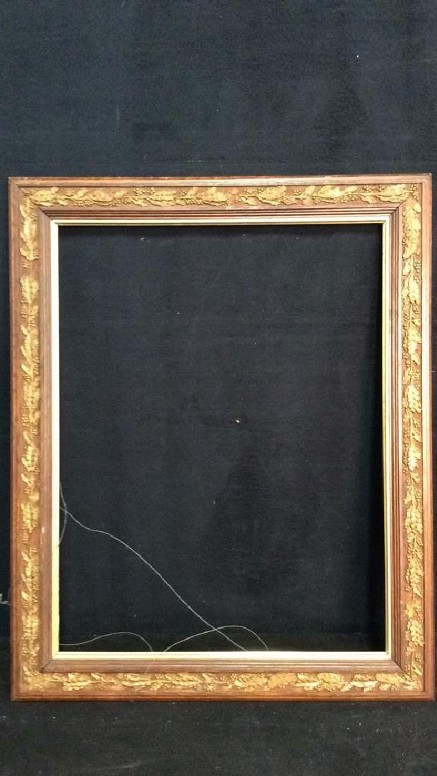 Lot 4 Assorted Wooden Art Frames - 4