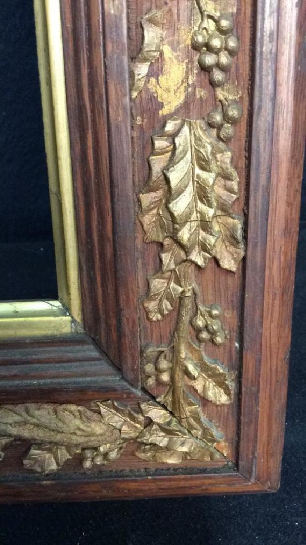 Lot 4 Assorted Wooden Art Frames - 5