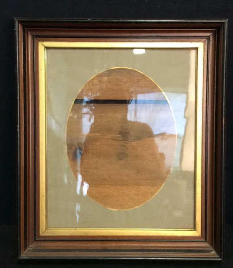 Lot 4 Assorted Wooden Art Frames - 8