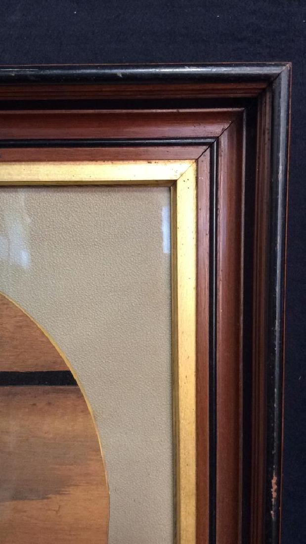 Lot 4 Assorted Wooden Art Frames - 9