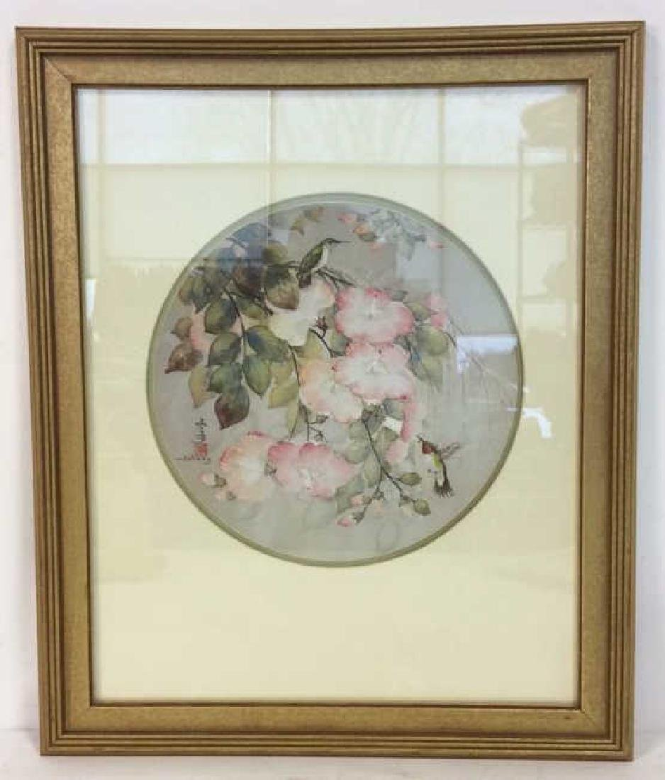 Oriental Style Limited Edition Signed Print