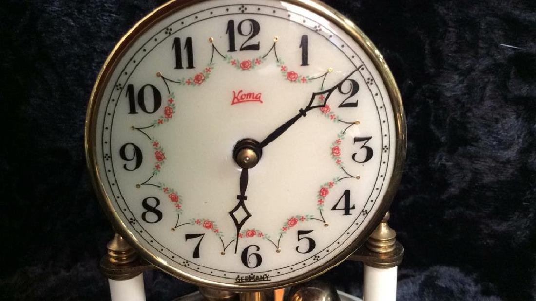 KOMA Vintage German Standing Clock - 4
