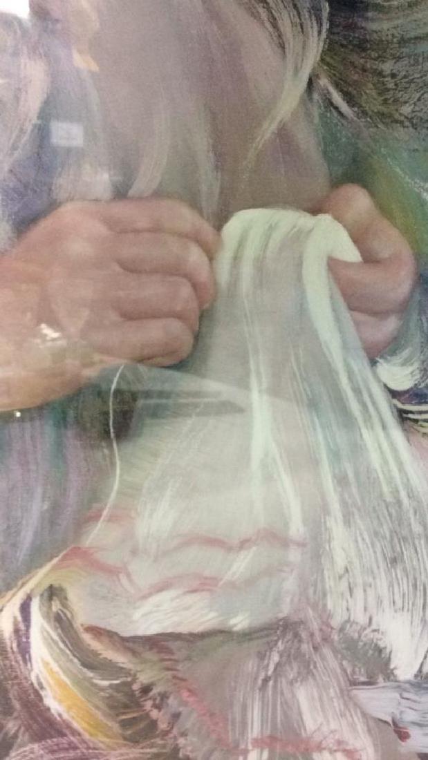 Framed Print Of Child - 6
