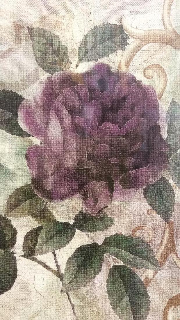 Framed & Matted Floral Botanical Print - 5