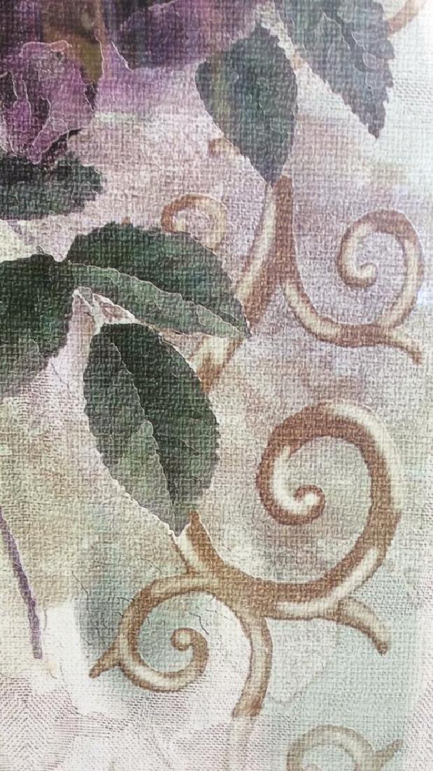 Framed & Matted Floral Botanical Print - 6