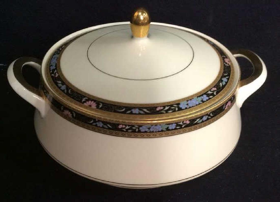 Set 80 MIKASA Fine China King's Gold Dishes - 7