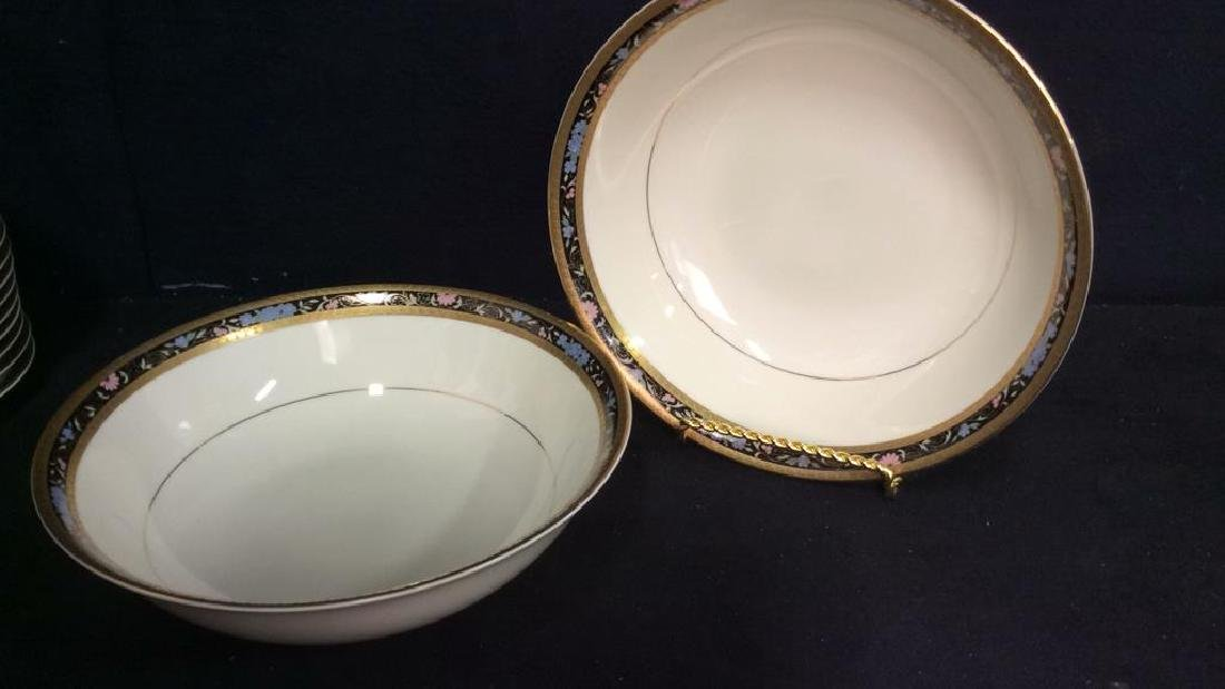 Set 80 MIKASA Fine China King's Gold Dishes - 9