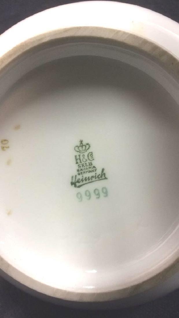 H&G SELB BAVARIA GERMANY HEINRICH Vase - 6