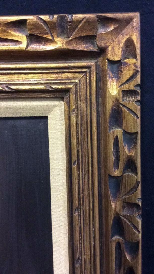 DELGADO Framed Painting On Canvas - 9