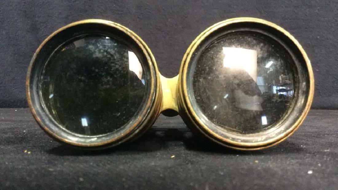 LEMAIRE FAB PARIS Gold Toned Opera Glasses - 8