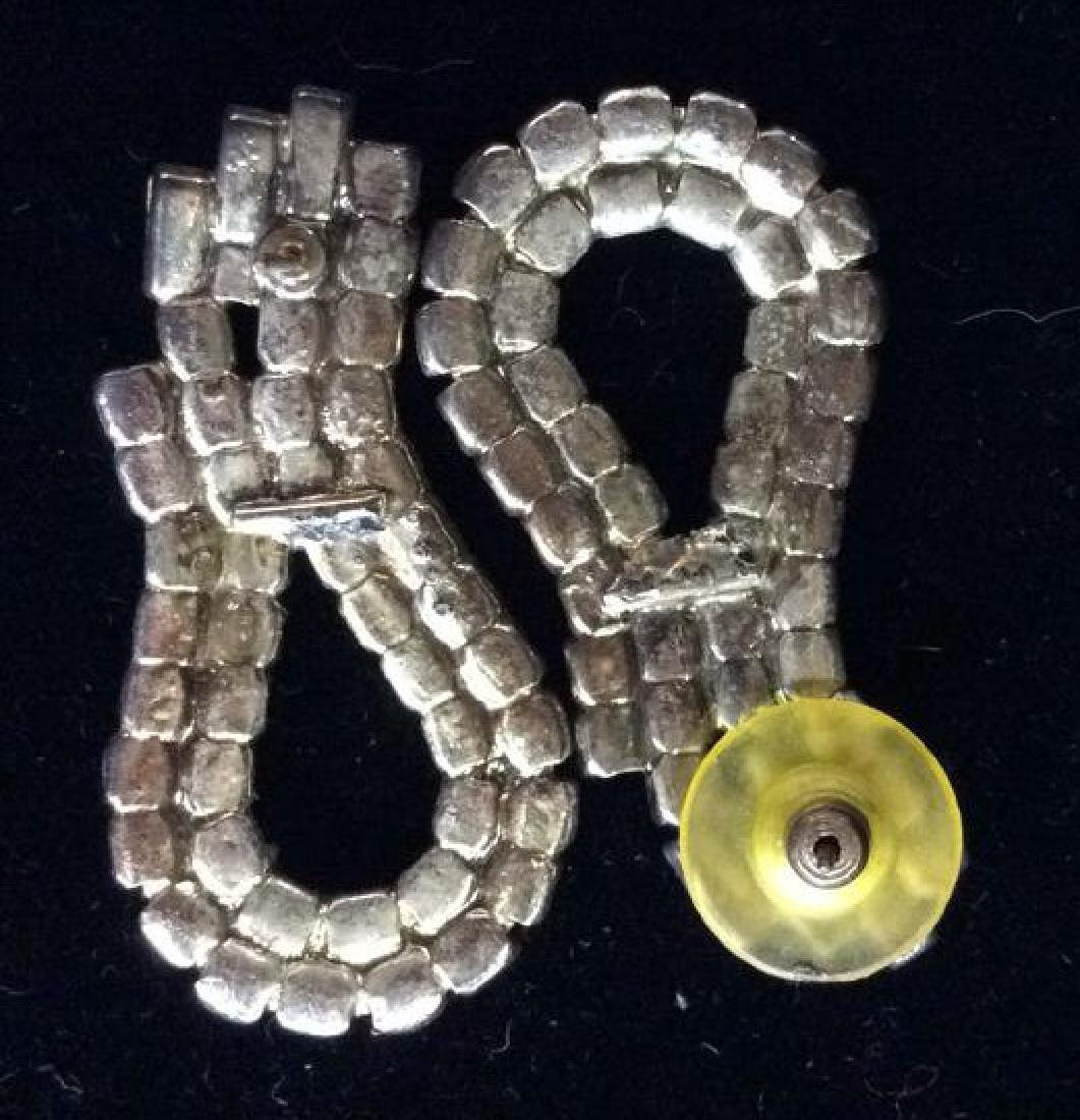 Vintage Rhinestone Estate Jewelry Group - 3