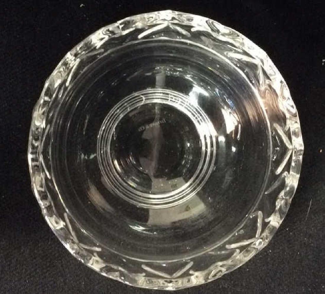 TIFFANY & CO Crystal Hearts By Tiffany Bowl - 5