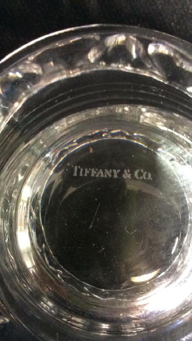 TIFFANY & CO Crystal Hearts By Tiffany Bowl - 6
