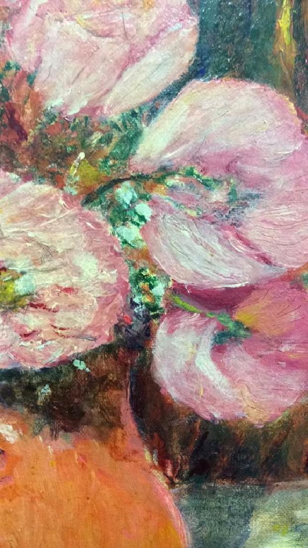 ETHEL Mid Century Still Life Oil Painting - 5