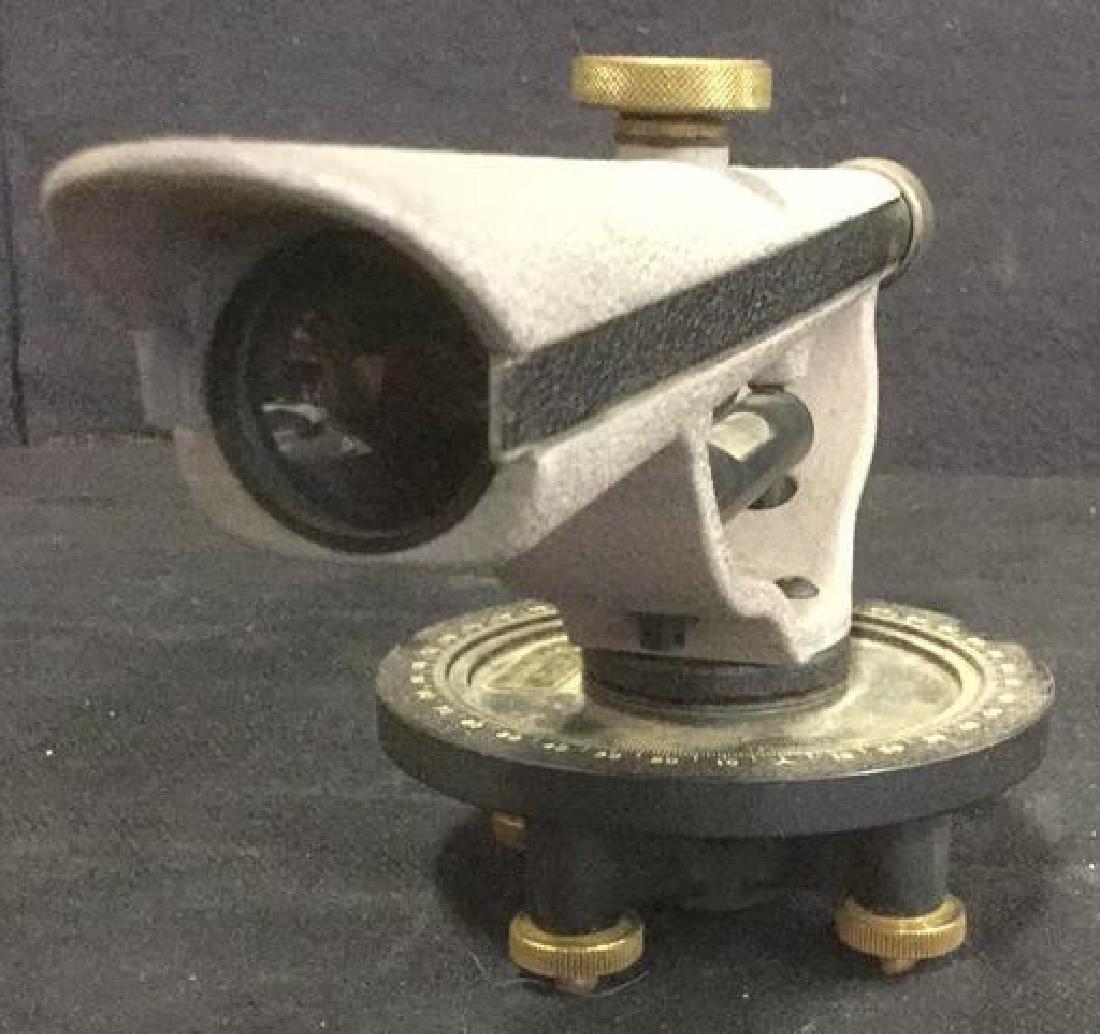 Poss Vintage BERGER Surveying Tool w Box - 4