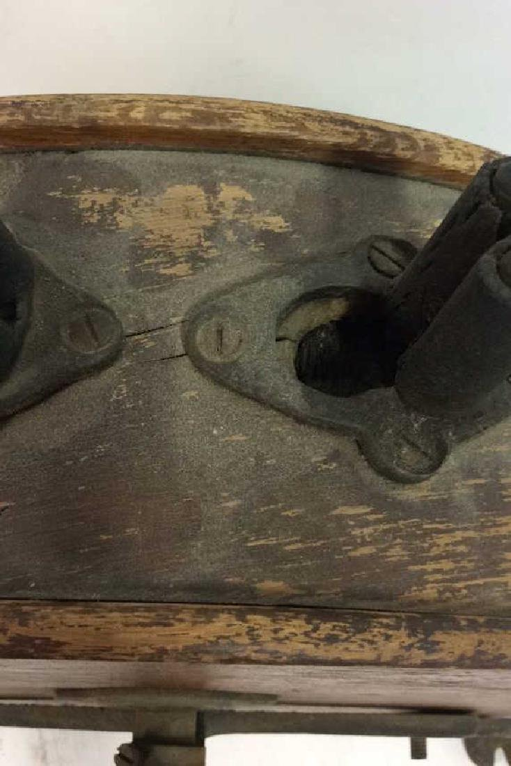 Poss Antique KENT Knife Sharpener - 10