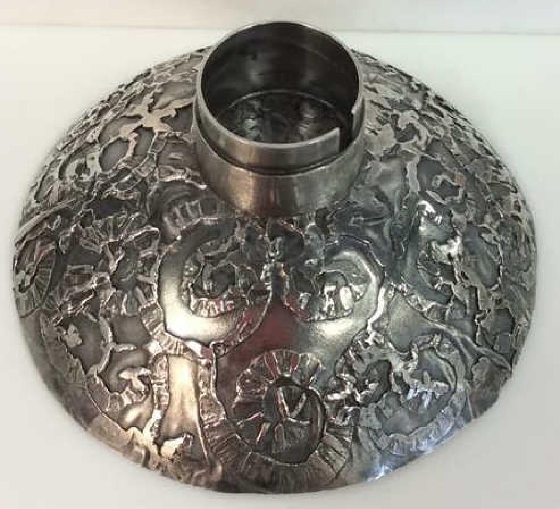 Marne Ryan Modernist Sterling Tea Bowl - 6