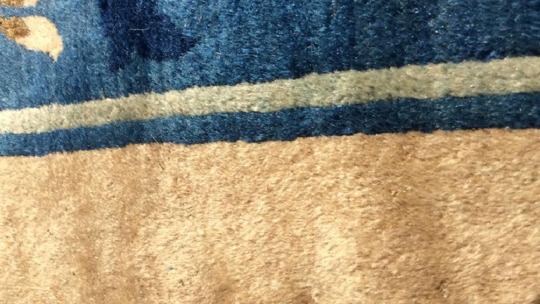 Antique Peking Handmade Wool Carpet - 10
