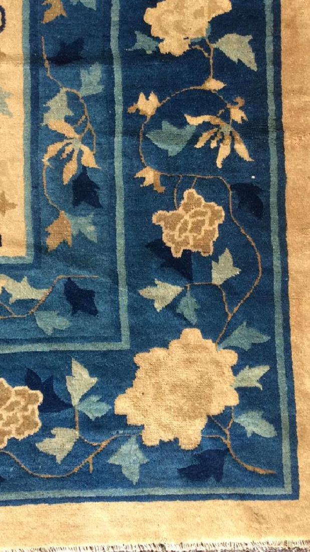 Antique Peking Handmade Wool Carpet - 3
