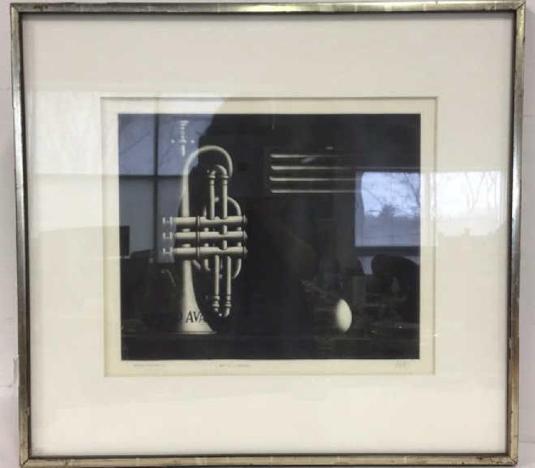 Mario Avati Signed Artist Proof Artwork