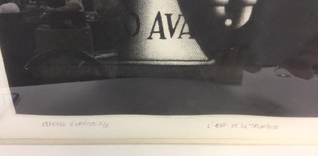 Mario Avati Signed Artist Proof Artwork - 6