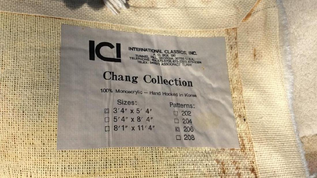 Pair INTERNATIONAL CLASSICS Chang Collection Rugs - 9