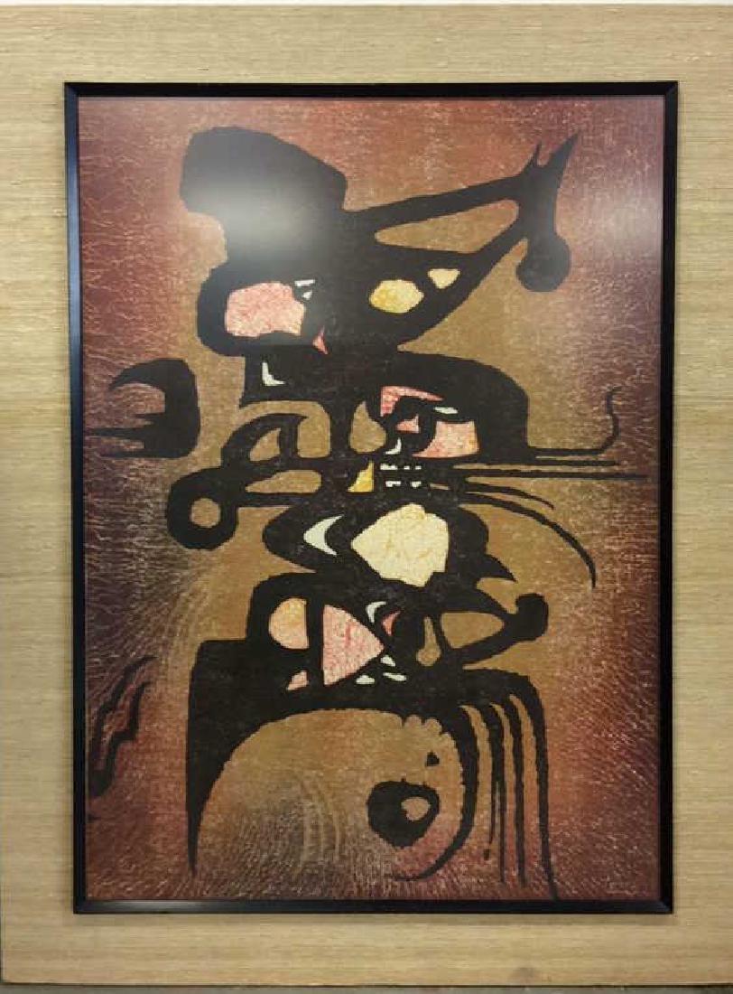 Toshi Yoshida Sosaku Hanga Modernist Woodblock