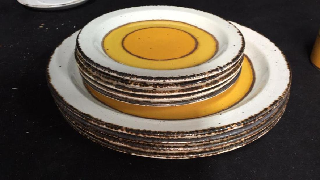 22 Pcs English Pottery Dinner Set, MIDWINTER - 9