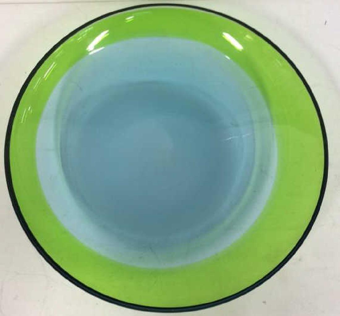 WATERFORD Evolution Glass 20th Century Centerpiece - 3