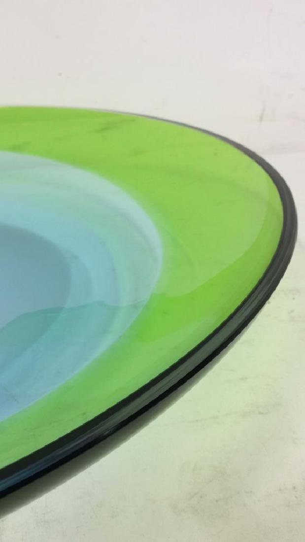 WATERFORD Evolution Glass 20th Century Centerpiece - 4