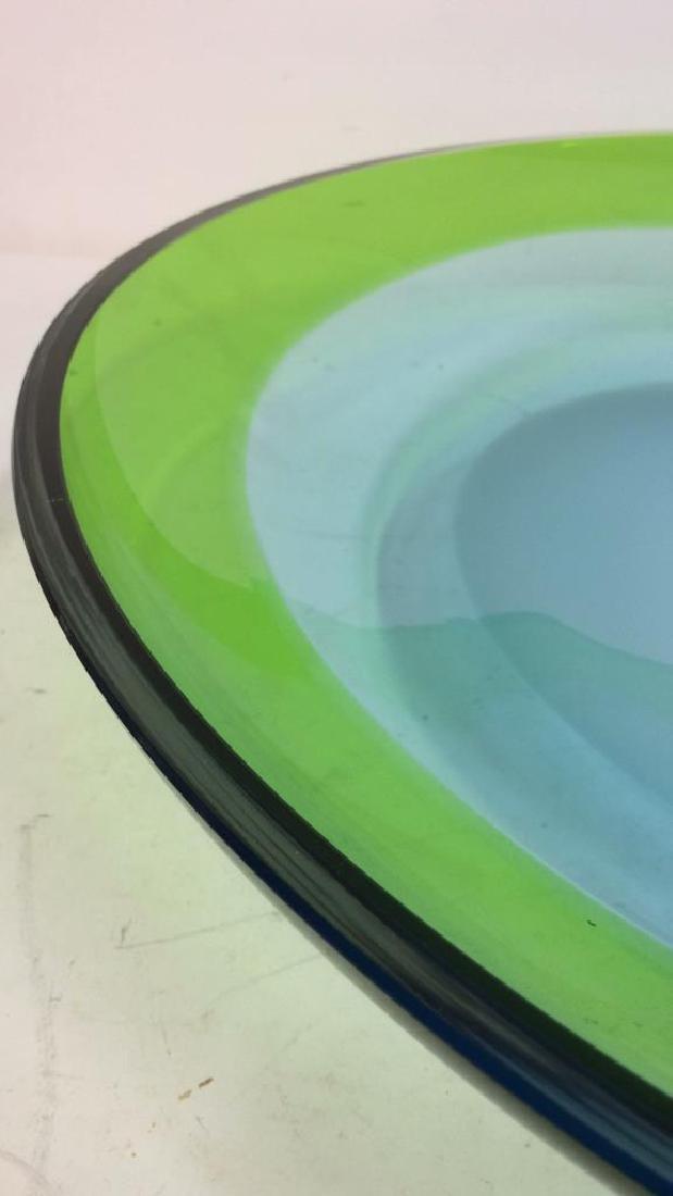WATERFORD Evolution Glass 20th Century Centerpiece - 5