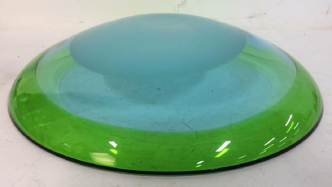 WATERFORD Evolution Glass 20th Century Centerpiece - 7