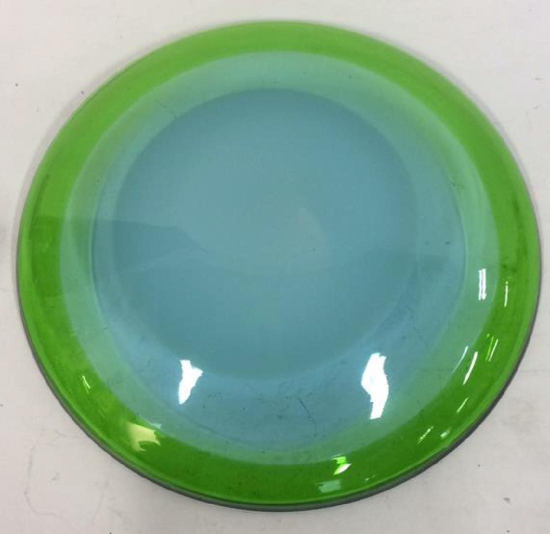 WATERFORD Evolution Glass 20th Century Centerpiece - 8