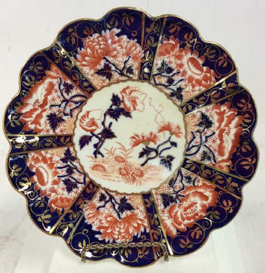 Set 8 THE FOLEY CHINA English Porcelain Plates - 3