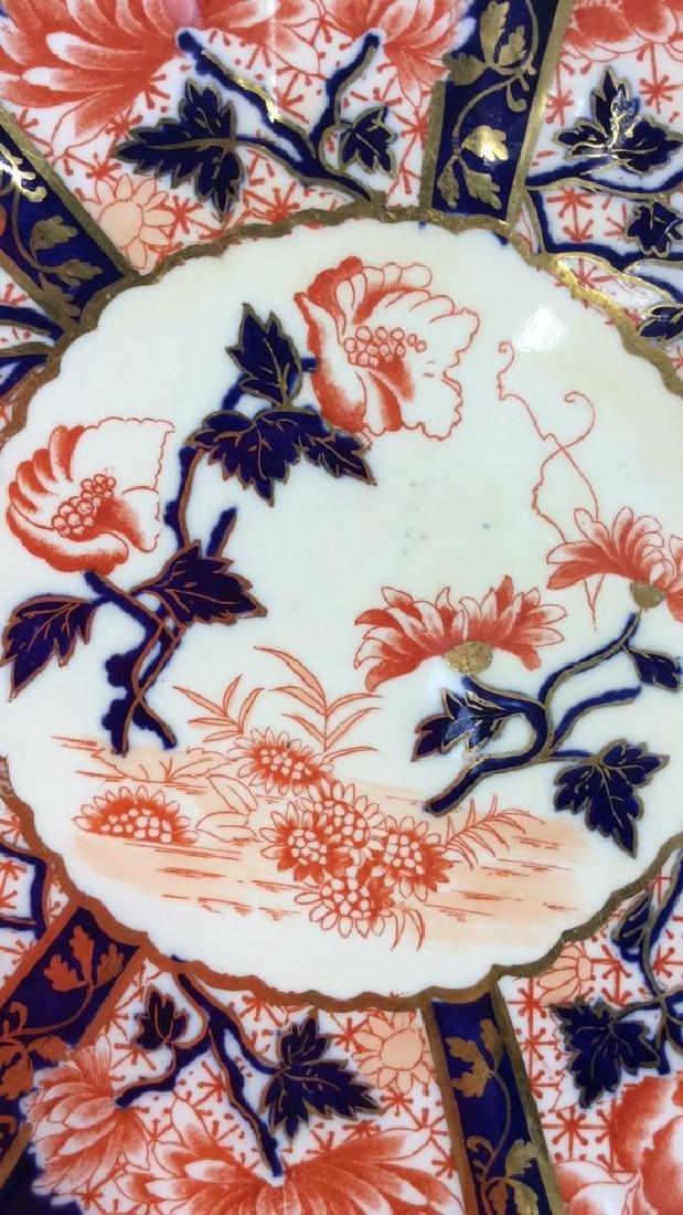 Set 8 THE FOLEY CHINA English Porcelain Plates - 4